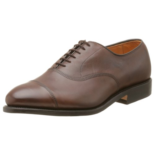 Park Allen Avenue Oxford Edmonds - Allen Edmonds Men's Park Avenue Cap Toe Oxford,Brown Antibes,10 C