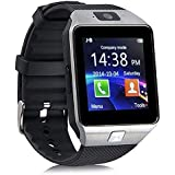 Smart Watch for Apple iPhone 6 Apple iPhone 6 Plus Apple iPhone 5S and Samsung and HTC