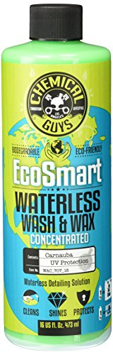 - Chemical Guys WAC_707_16 EcoSmart - Hyper Concentrated Waterless Car Wash & Wax (16 oz)