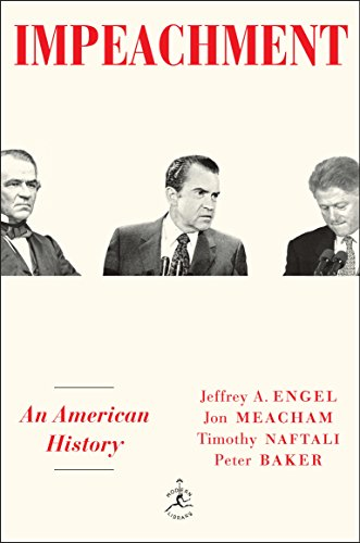 Impeachment: An American History (Jeffrey Baker)
