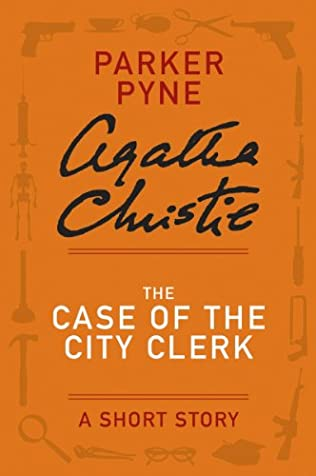 book cover of The Case of the City Clerk