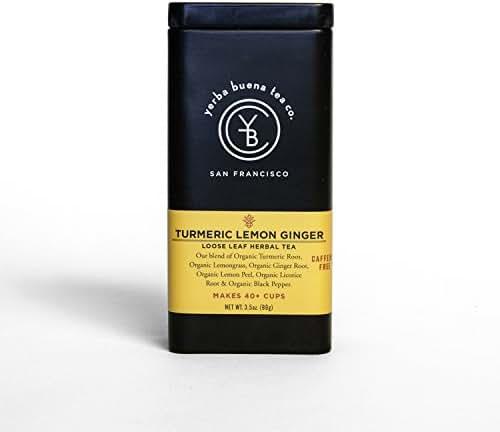 Turmeric Lemon Ginger