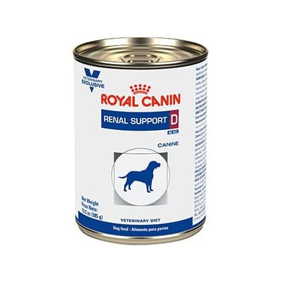 Royal Canin Veterinary Diet Renal Support D Canned Dog Food 12/13.5 oz
