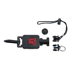 XS Scuba Compact Dive Console Retractor