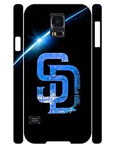 Geometric Series Cell Phone Case Stylish Sign Baseball Team Print Back Case Cover for Samsung Galaxy S5 I9600 (XBQ-0265T)