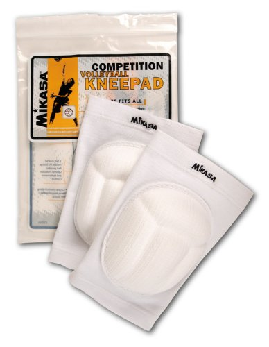 Mikasa 810 Competition Kneepad (White)