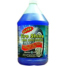 Quality Chemical Ultra Tire Shine Solvent-Based Tire Dressing with Extra Silicone-1 gallon (128 oz.)