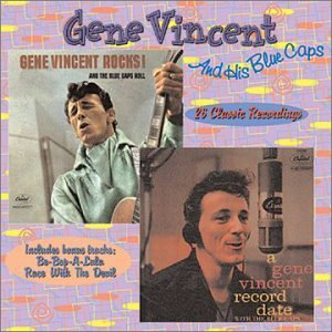 Price comparison product image Gene Vincent Rocks! And The Blue Caps Roll / Record Date