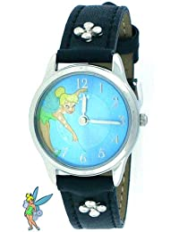 Tinkerbell Watch with Rotating Star Second Hand MU1264