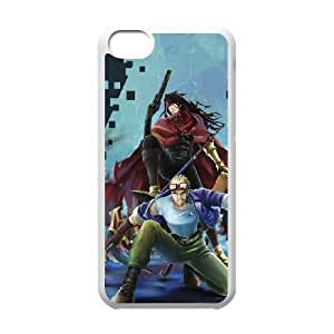 iPhone 5c Phone Case Cover White Cid Highwind Final Fantasy EUA15999749 Phone Case For Boys Generic