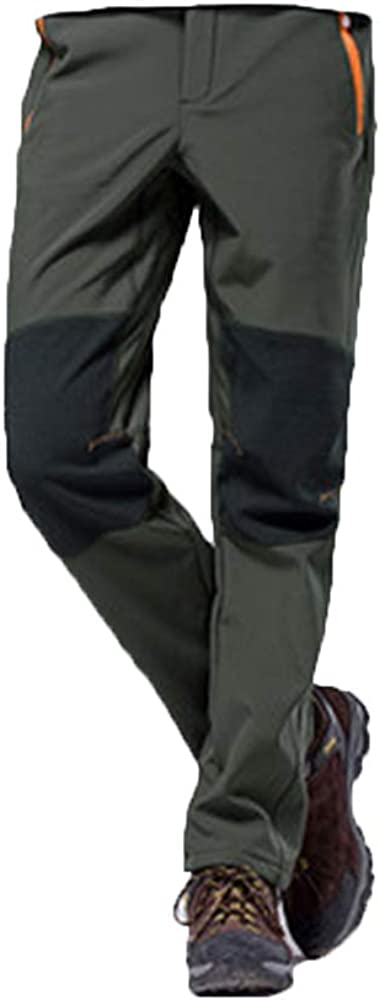 PengGengA Unisex Herren Schnell Trocknend Damen Trekkinghose Outdoorhose Skihose Softshellhose Regenhose