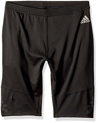 adidas Men's Running Supernova Short Tights, Black, (Adidas Nova Short)