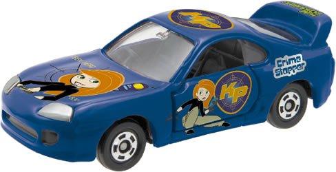 1/60 トヨタ スープラ キム・ポッシブル R(ブルー) 「ディズニー トミカコレクション D-09」