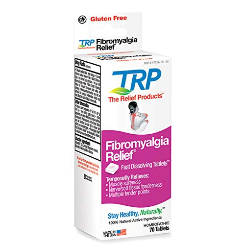 Fibromyalgia Relief Muscle Soreness and discomfort