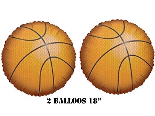 Basketball Balloons 18 2 product image
