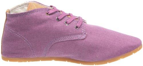 Eleven Paris Basic Colors Canvas Washed, Damen Halbstiefel Violett (Acidwash purple AW09)