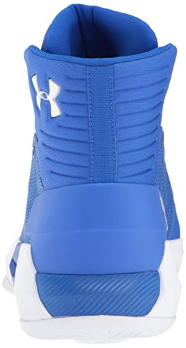 Under Armour Herren Team Drive 4 Basketballschuh Team Royal / Team Royal / Weiß