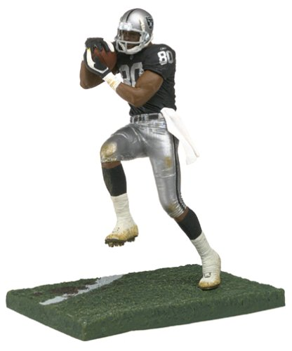 McFarlane Toys NFL Sports Picks Series 5 Action Figure Jerry Rice (Oakland Raiders)