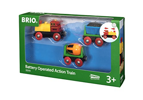 BRIO Battery Operated Action Train ()