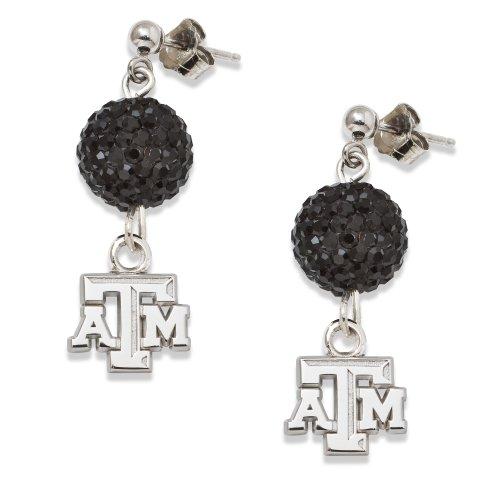 NCAA Texas A&M Aggies LogoArt Ovation Earrings