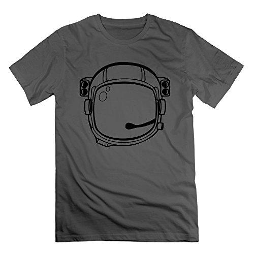 Artphoto Men's SPACE HELMET T-shirt