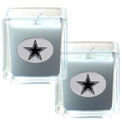 Dallas Cowboys Candle - Siskiyou Gifts Co, Inc. NFL Dallas Cowboys Candle Set