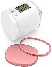 Eurotronic 701023 Colorspot Light-Pink Plus Designpaneel/set van 3 kleurschermen voor energiebesparende regelaar/verwarmingsthermostaat Z-Wave-Color Spot - individueel design, 3 stuks