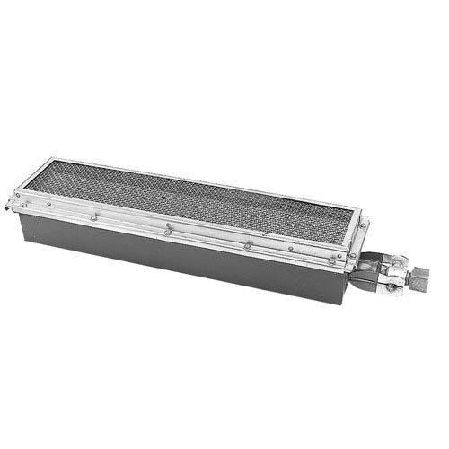 GARL-G01229-01 Burner, Infrared 19 X 5 (21. 5 w/Insert) - Replaces Garland G01229-01 - SharpTek Supply OEM (Venturi Insert)