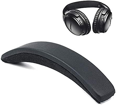 2PCS Replacement Ear Pads Cushion Cover for Bose Quiet Comfort QC35 Headphones