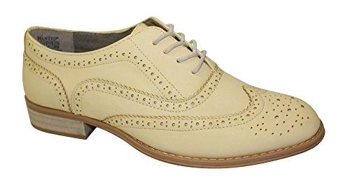 Shoe Yellow Oxford Women's Babe Wanted Shoes ASIWxXq44
