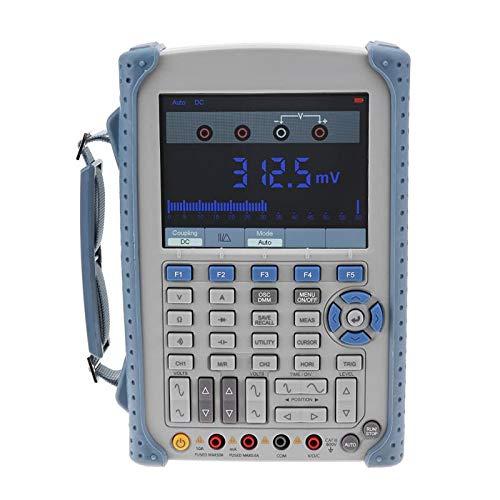 Hantek - Dso1202b Digital Handheld Oscilloscope 2ch 200mhz 1gsa S Multimeter Ac100 240v - Multimeter 20mhz Channel Supply Analyzer Power Dso1202b Oscilloscop Logger Adapter Digital Hantek
