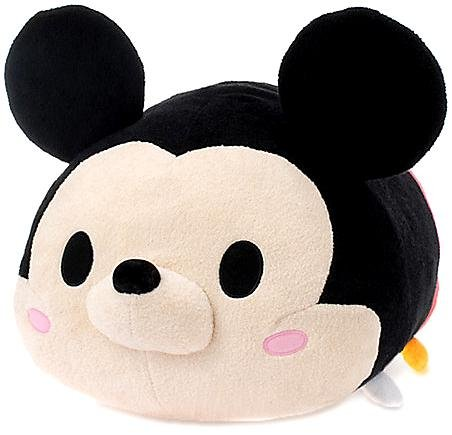 Disney Mickey Mouse ''Tsum Tsum'' Plush - Large - 17