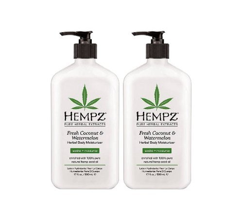 Hempz Herbal Moisturizer Coconut Watermelon