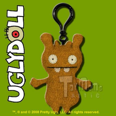 Ugly Doll Keychains- Deer ()