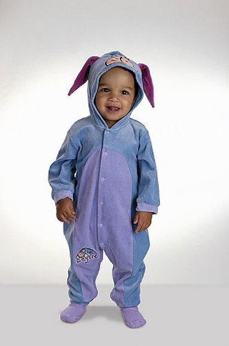 Eeyore Costume Baby (Disney My Friends Tigger and Pooh Eeyore Toddler 12 to 18 Months)