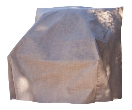 Duck Covers Elite Patio Chair Cover with Inflatable Airbag to Prevent Pooling, 40-Inch