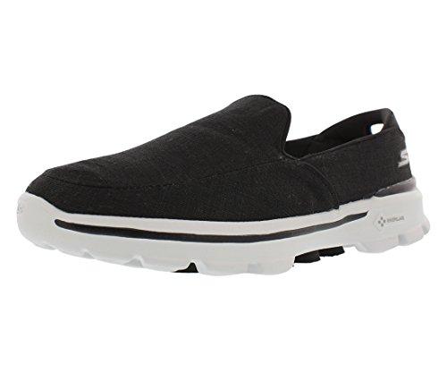 Skechers Performance Men's Go 3-Breaker Walking Shoe,Black/G