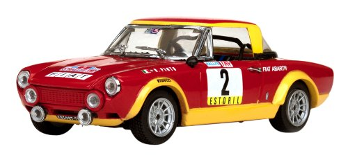 - Fiat 124 Abarth - 1st 1974 Rally of Portugal - #2 R. Pinto 1:43