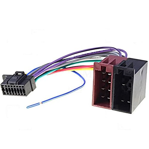 Cavo adattatore connettore ISO per autoradio SONY 16 pin Sound-way