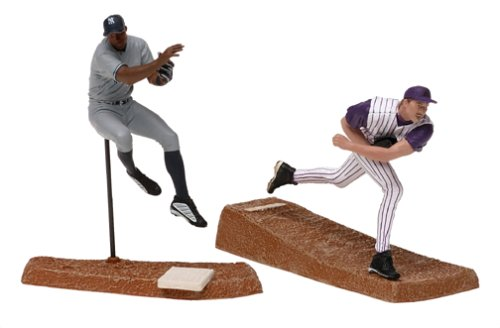 Johnson Mlb Baseball (McFarlane SportsPicks MLB Mini-Figures: 3