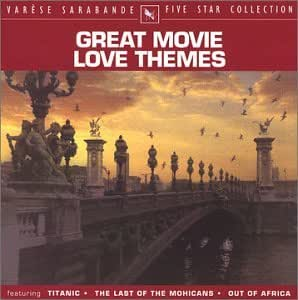 Great Movie Love Themes