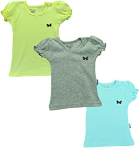 Bravo Multi Color Bodysuits & Onesies Size 3 - 6 Months For Girls