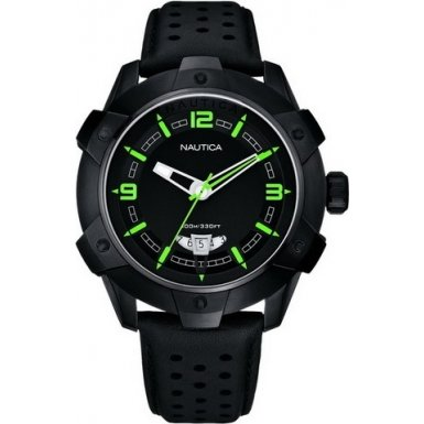 Nautica A35516G Mens Nst Black Watch