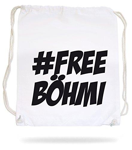 Free Böhmi Gymsack White Certified Freak