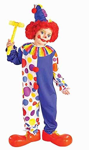 Forum Novelties Clown Child's Value Costume]()