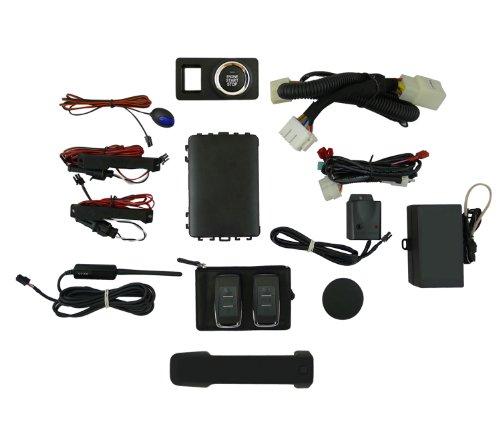 EasyGO AM-SEQ-202 Smart Key Remote Start and Alarm System...