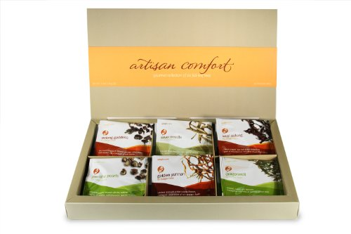 Adagio Teas Artisan Comfort Collection
