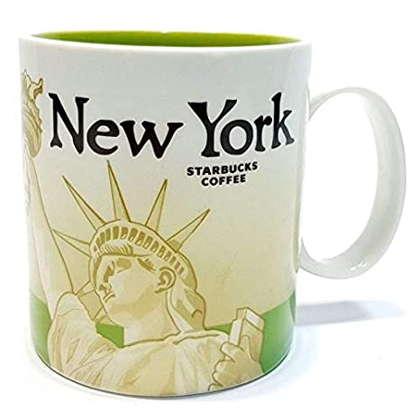Amazon Com Starbucks Coffee New York Global Icon Collector