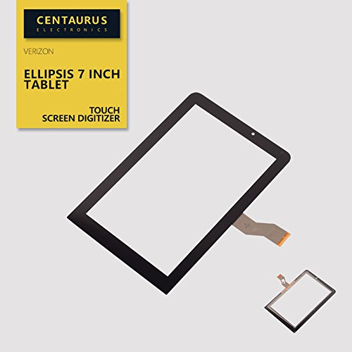 New Touch Screen Digitizer Glass For Verizon Ellipsis 7 inch Tablet QMV7A QMV7B (Verizon Touch Screen)