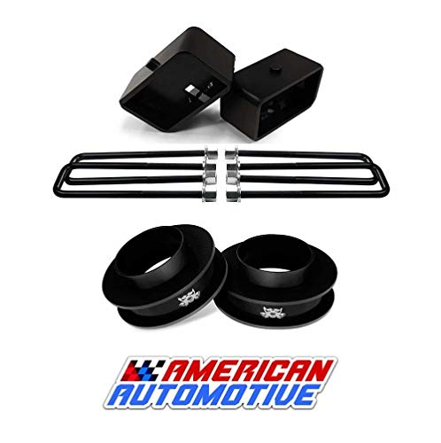 01 dodge ram 1500 2wd lift kit - 8